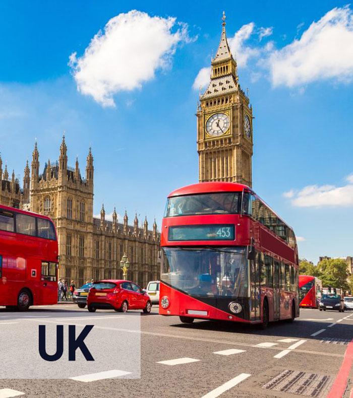 پیکاپ ویزای انگلیس از ترکیه و امارات | تهران پیکاپ