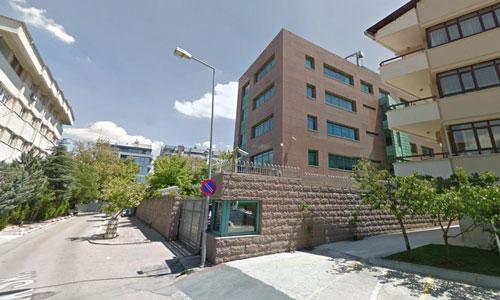 ساختمان وک کانادا در آنکارا   تهران پیکاپ